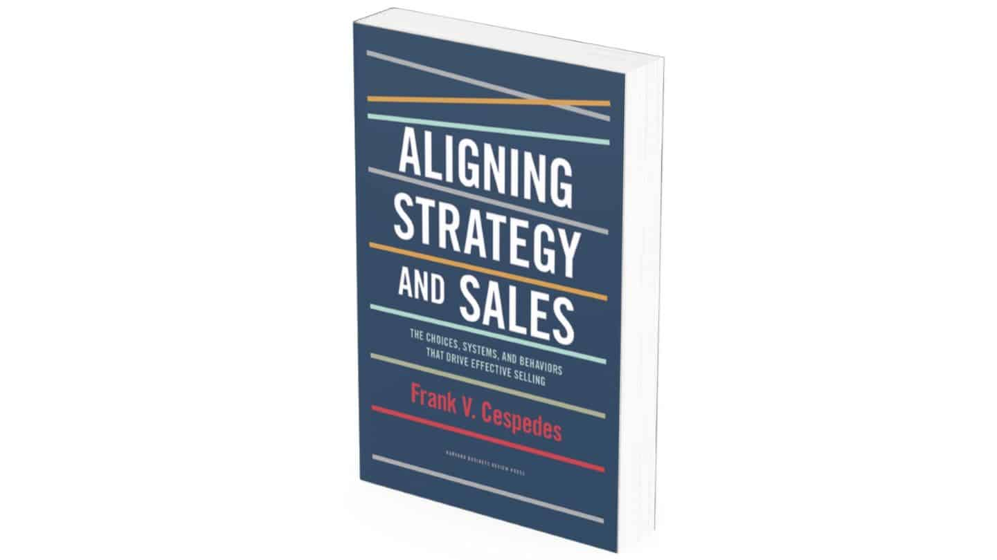 meilleurs livres vente Aligning Srategy and Sales