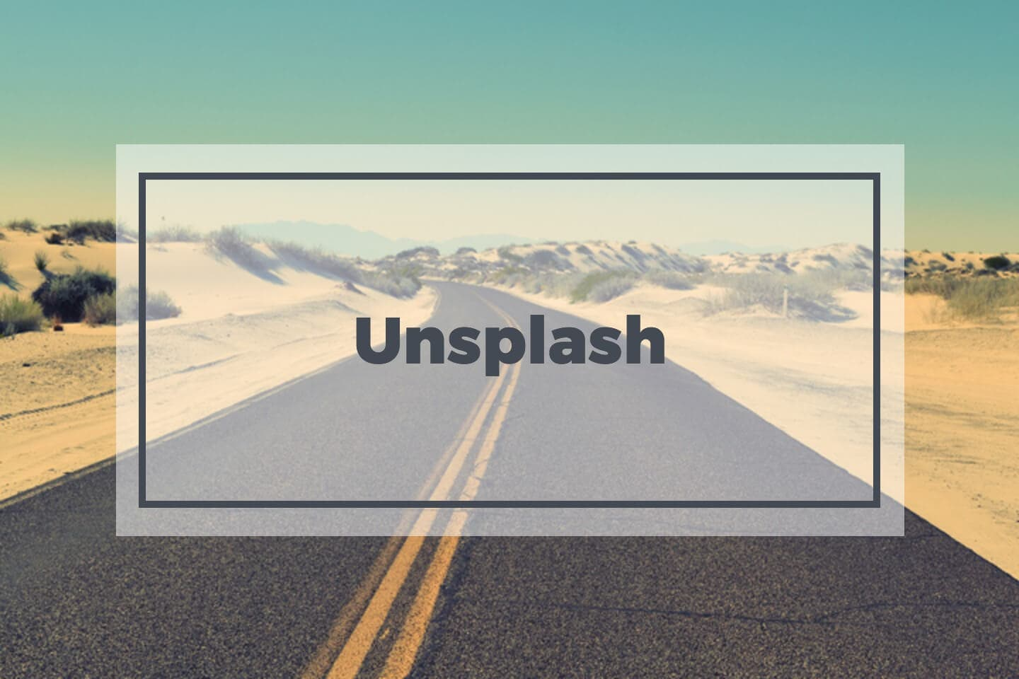 Unsplash free stock photos