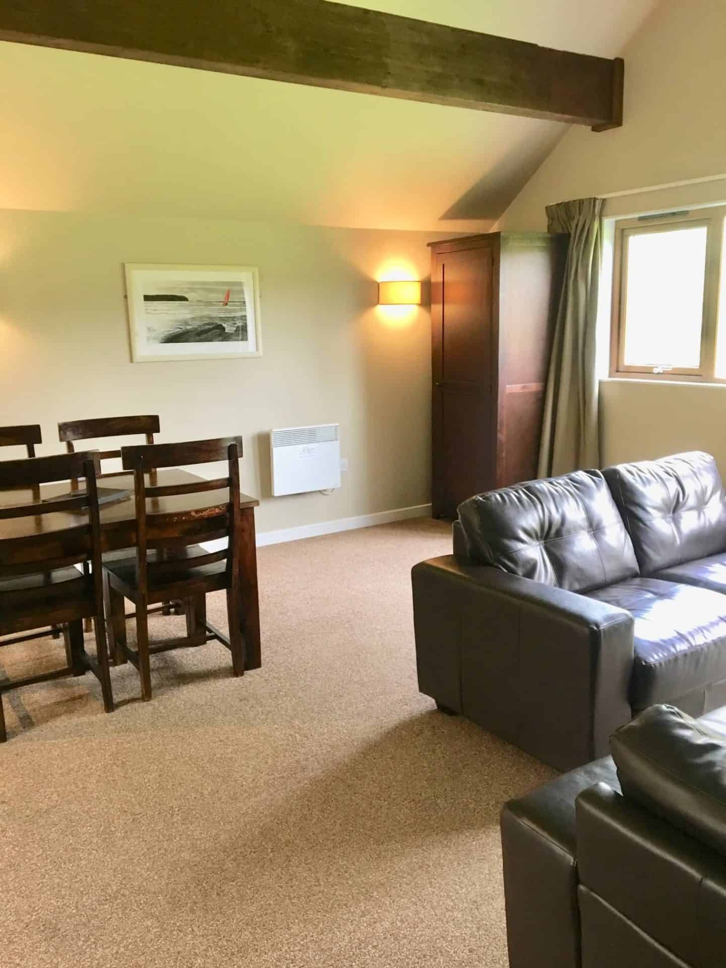 Our Family Holiday at Bluestone Wales - inside a Ramsey lodge