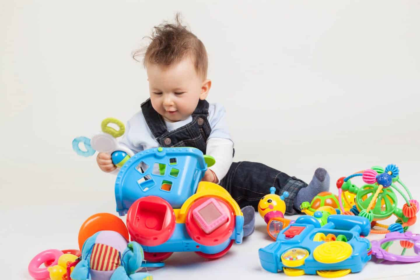 Clean toys - Help Your Children Fight Against Viruses and Bacteria