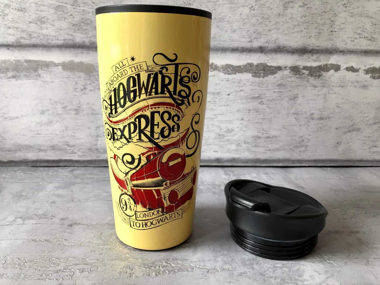 Harry Potter Metal Travel Mugs