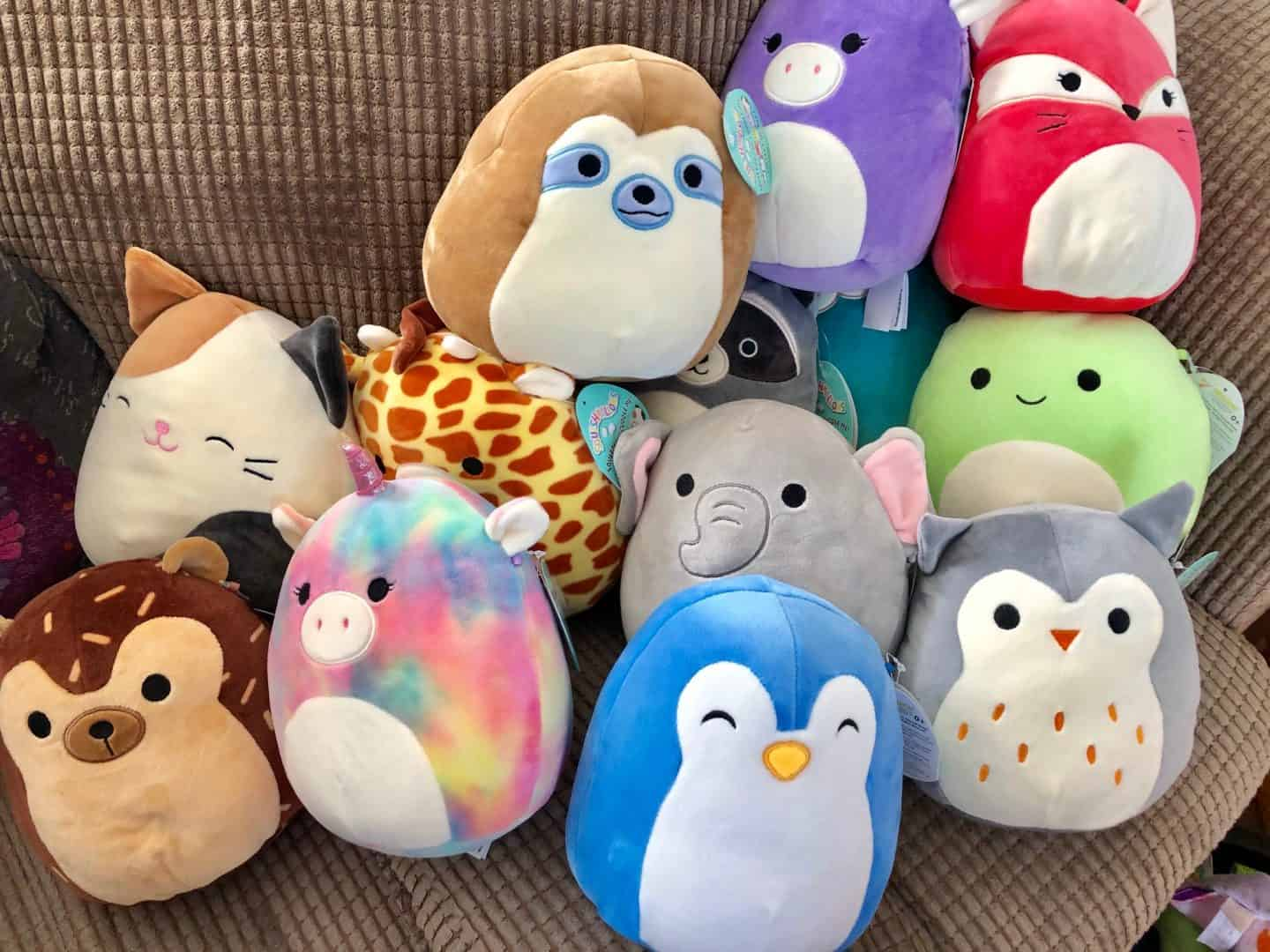 The-complete-collection-of-Squishmallows