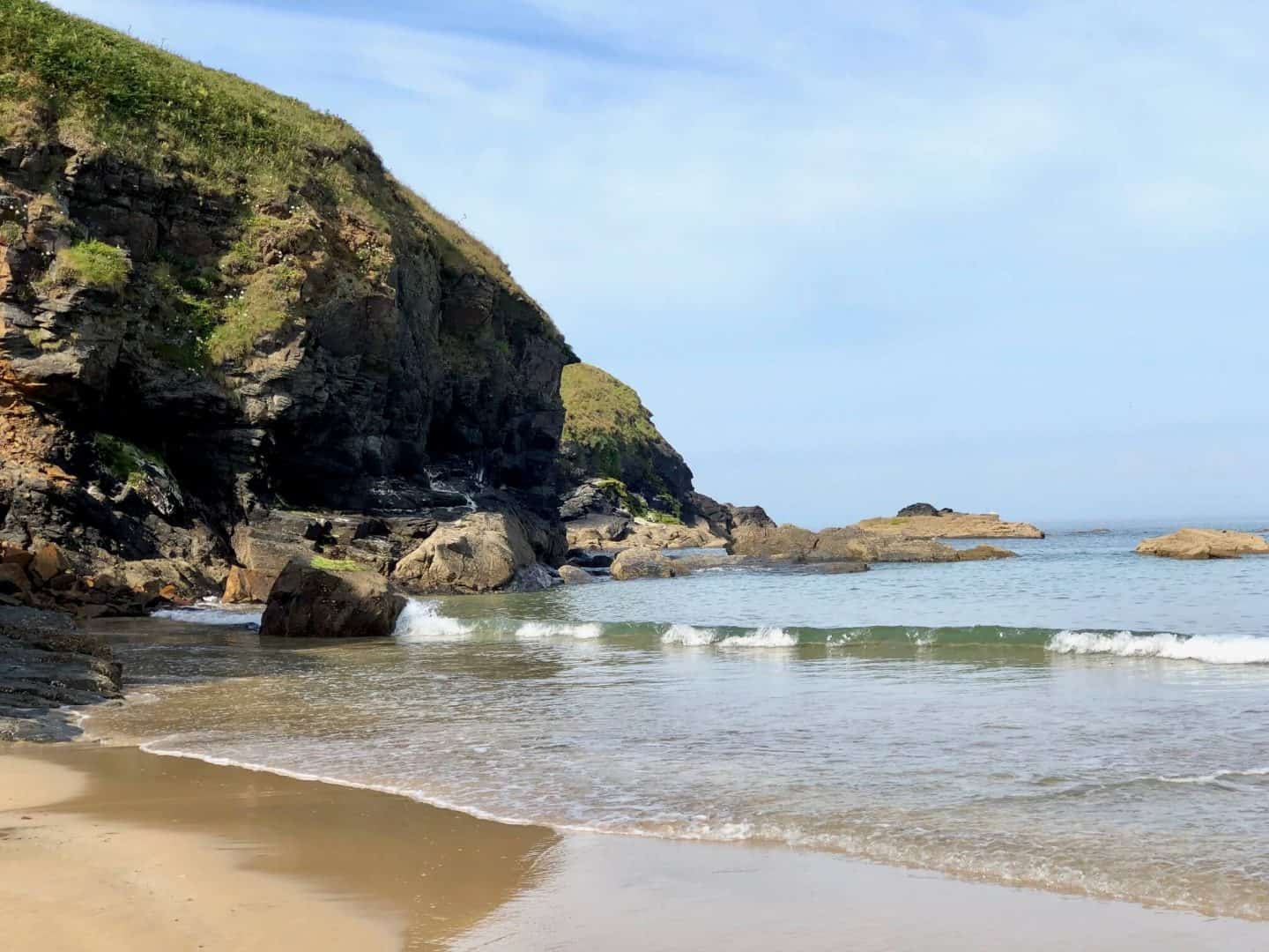 Poldhu Beach - Cornwall