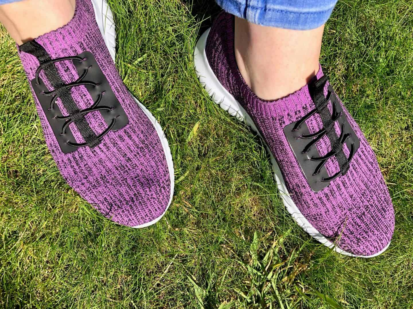 Women's Knitted Trainers From Tiosebon - Review