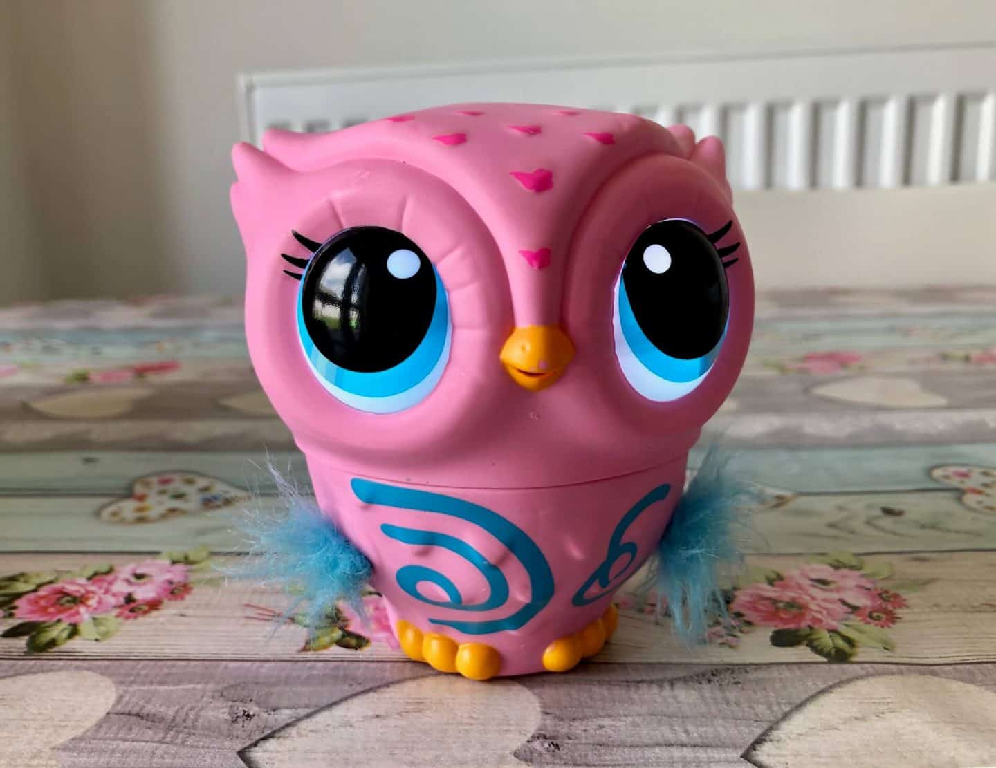 Owleez Interactive Toy Owl: Teach Me To Fly - Review
