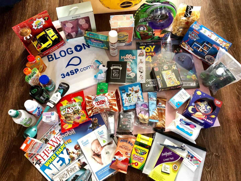 BlogOn Toys Goody Bag 2019