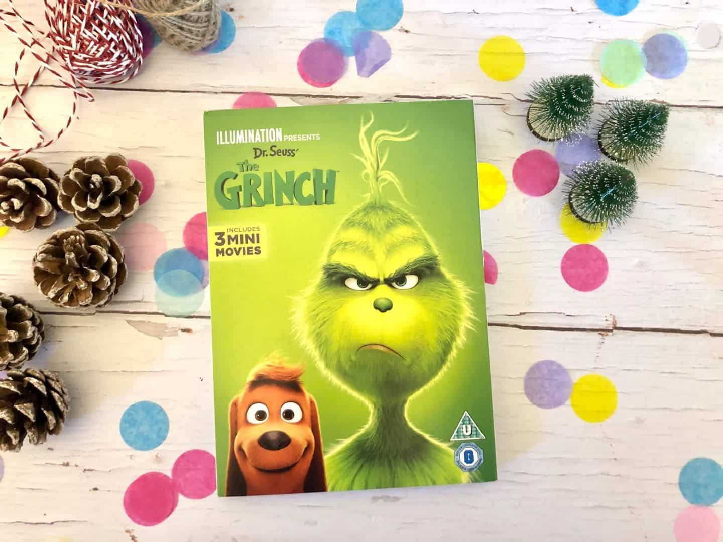 Dr Seuss' The Grinch DVD
