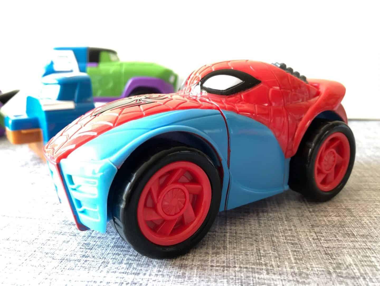 Spider-Man Mod Squad Car