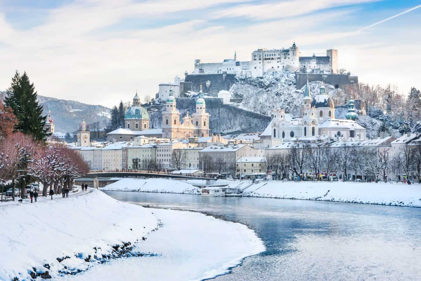 Our Family Bucket List - Salzburg in Winter