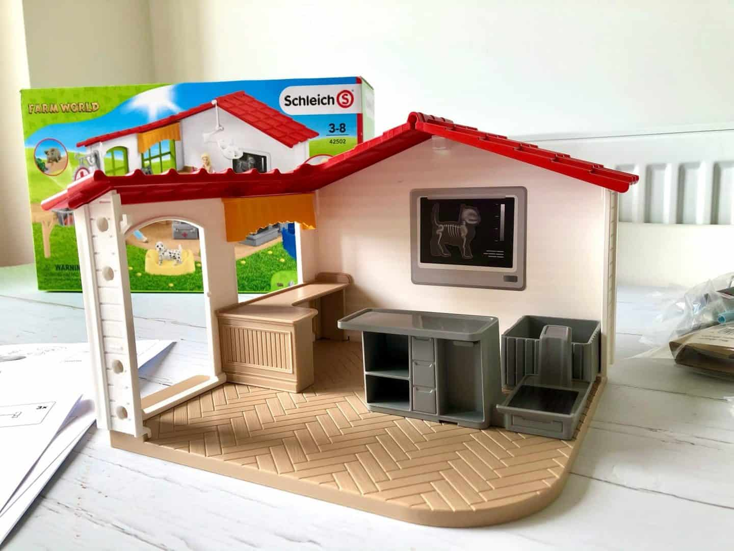 Schleich Farm World Playsets