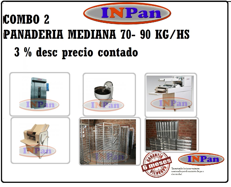 PANADERIA MEDIANA PRODUCCION