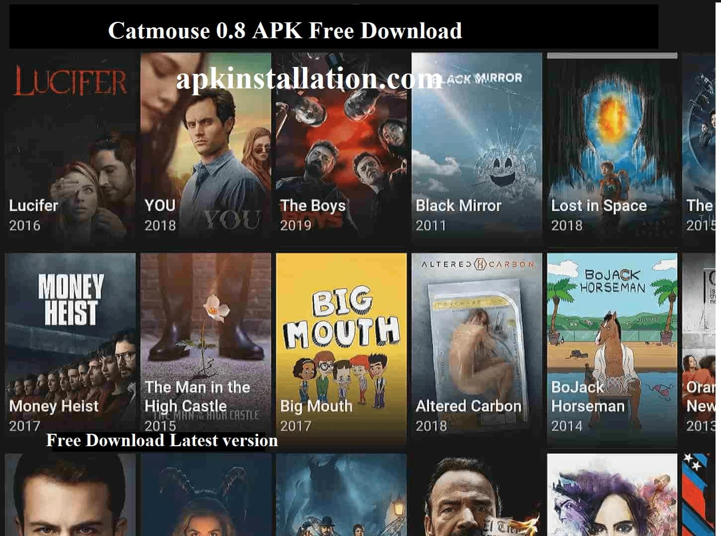 catmouse 0.8 apk for android