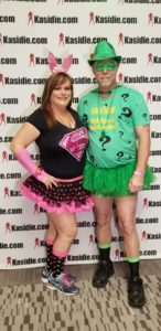 CouplesXcape 1st annual Tutu run