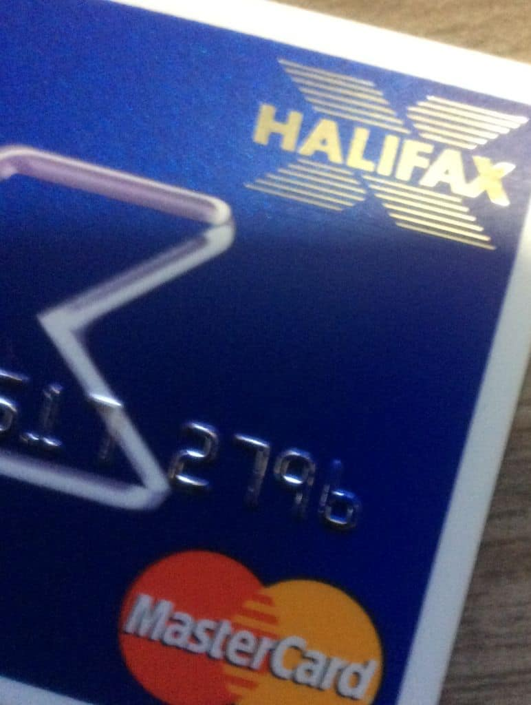 Credit Cards are our friends!