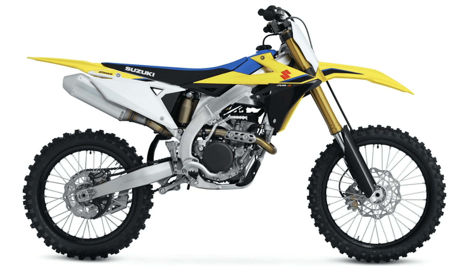 2020 Suzuki RMZ450