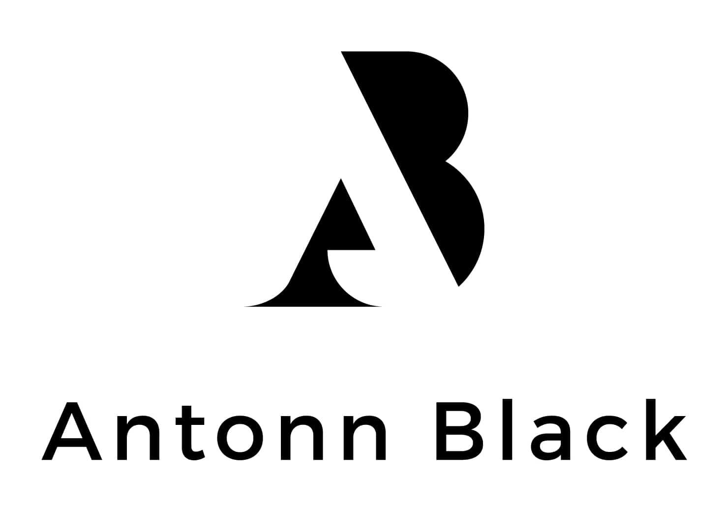 dj antonn black logo