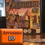 7-wonder-lautapelisuositukset