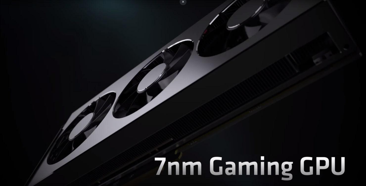 AMD Radeon Navi AMD vai lançar