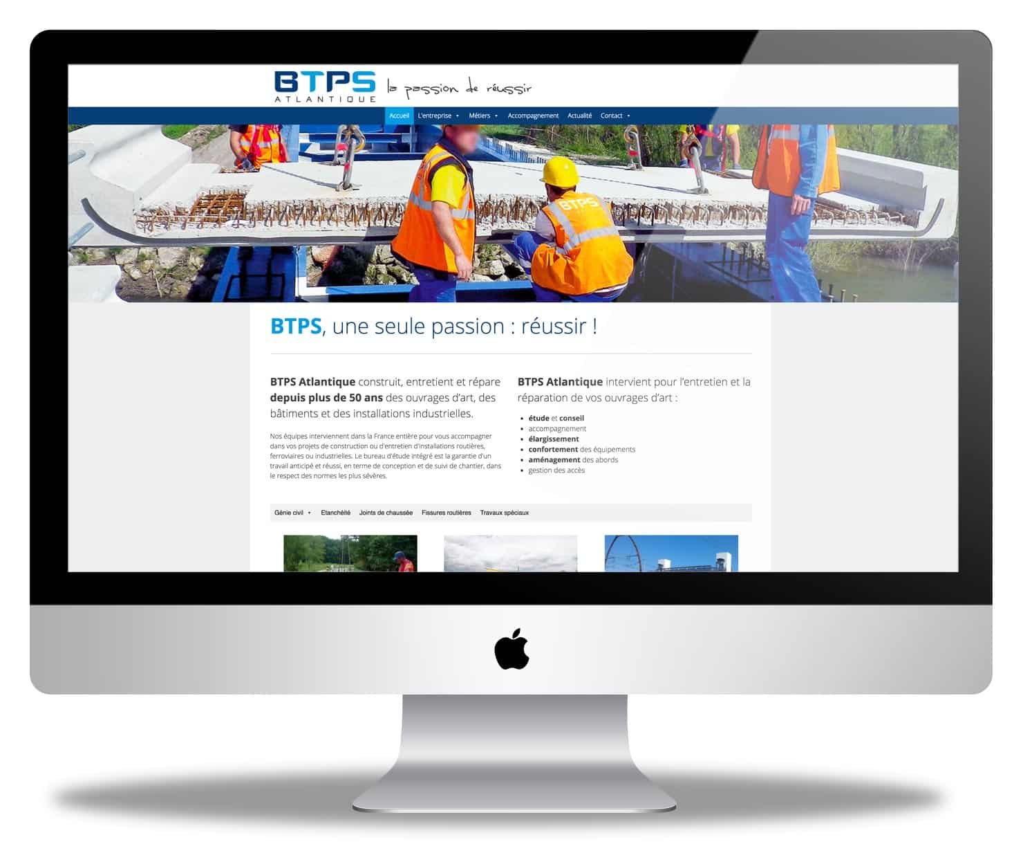BTPS ATLANTIQUE passe au digital
