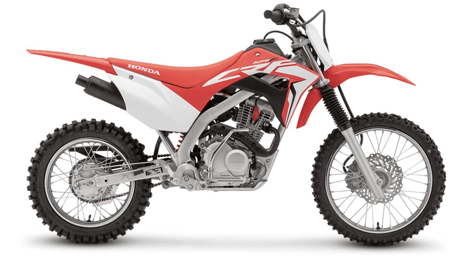 Standard CRF125F dirt bike for ladies