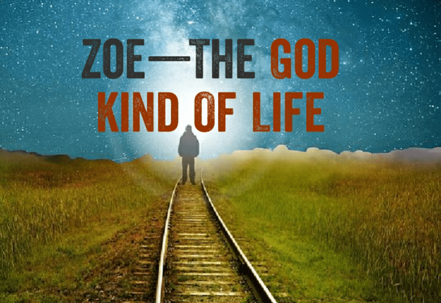 Zoe-The God Kind Of Life