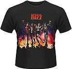camisetas de Kiss