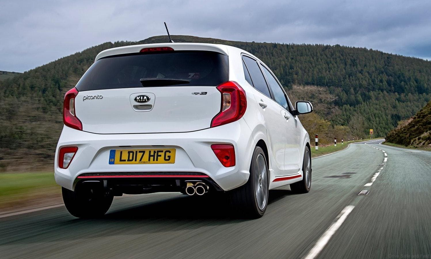 7 new features you need to know about the KIA PICANTO GT ...
