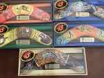 Aboriginal Boxed Boomerangs- Australian Corporate Gifts