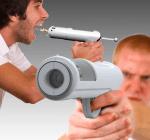 bar novelties - alcohol shotgun