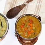 Mixed Vegetable Gothsu – Tiffin Gothsu / Sambhar – Kalyana Gothsu