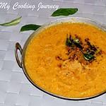 Mullangi Vendhaya Sambhar – Radish Fenugreek Sambhar