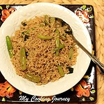 Masala Bhaath – Spiced Rice with Ivy Gourd (Kovakkai)