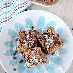 No Bake Peanut Butter Cereal Bar – Peanut Butter chocolate Cereal Bar
