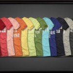 Abercrombie & Fitch Womens Tees 2008