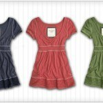 Abercrombie & Fitch Womens Knits 2008