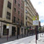 Los residentes o propietarios de garajes en las calles Rosario, Gaona y Teodoro Camino y su entorno pueden registrar sus vehículos desde hoy