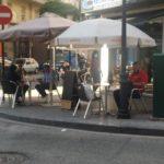 """La APHET acusa al Ayuntamiento de """"ningunear"""" a los hosteleros de la ciudad sobre la autorización o ampliación de terrazas"""