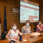 """Presentan la nueva web de la Diputación de Albacete: """"Muy intuitiva y 100% accesible"""""""