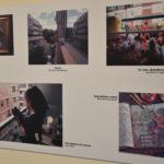 Exposición 'Aplausos a la 8': homenaje al personal que ha luchado en primera línea durante la crisis sanitaria