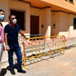 Higueruela mejora las vías Camilo José Cela y Severo Ochoa con una inversión de 60.000 euros