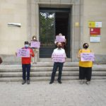 "Unidas Podemos Albacete muestra su apoyo a Pablo Iglesias e Irene Montero por ""el acoso a su familia"""