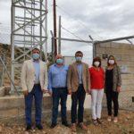 La Junta invierte 3,4 millones en el despliegue de tecnología 4G en la Comarca de la Sierra del Segura