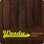 Woody ATM Wrap Chocolate Fence