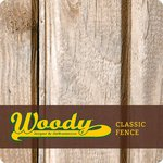 Woody ATM Wrap Classic Fence