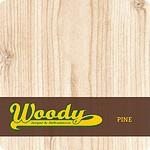 Woody ATM Wrap Pine