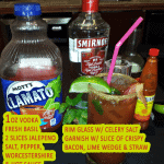 How To Mix A Caesar