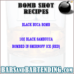 Bomb Shot Recipes
