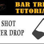 Bar Shot Tricks: the 3 Shot Water Drop
