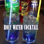 Holy Water Drink Recipe
