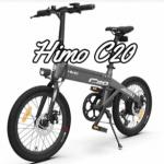 bicicletaa electrica himo c20